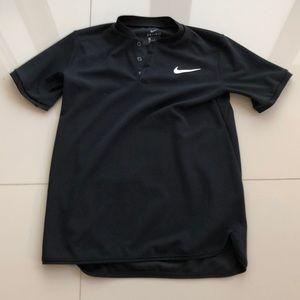 Kids Nike Dri-Fit Collared Shirt